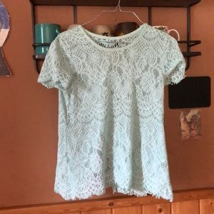 Maurice's Lace Top